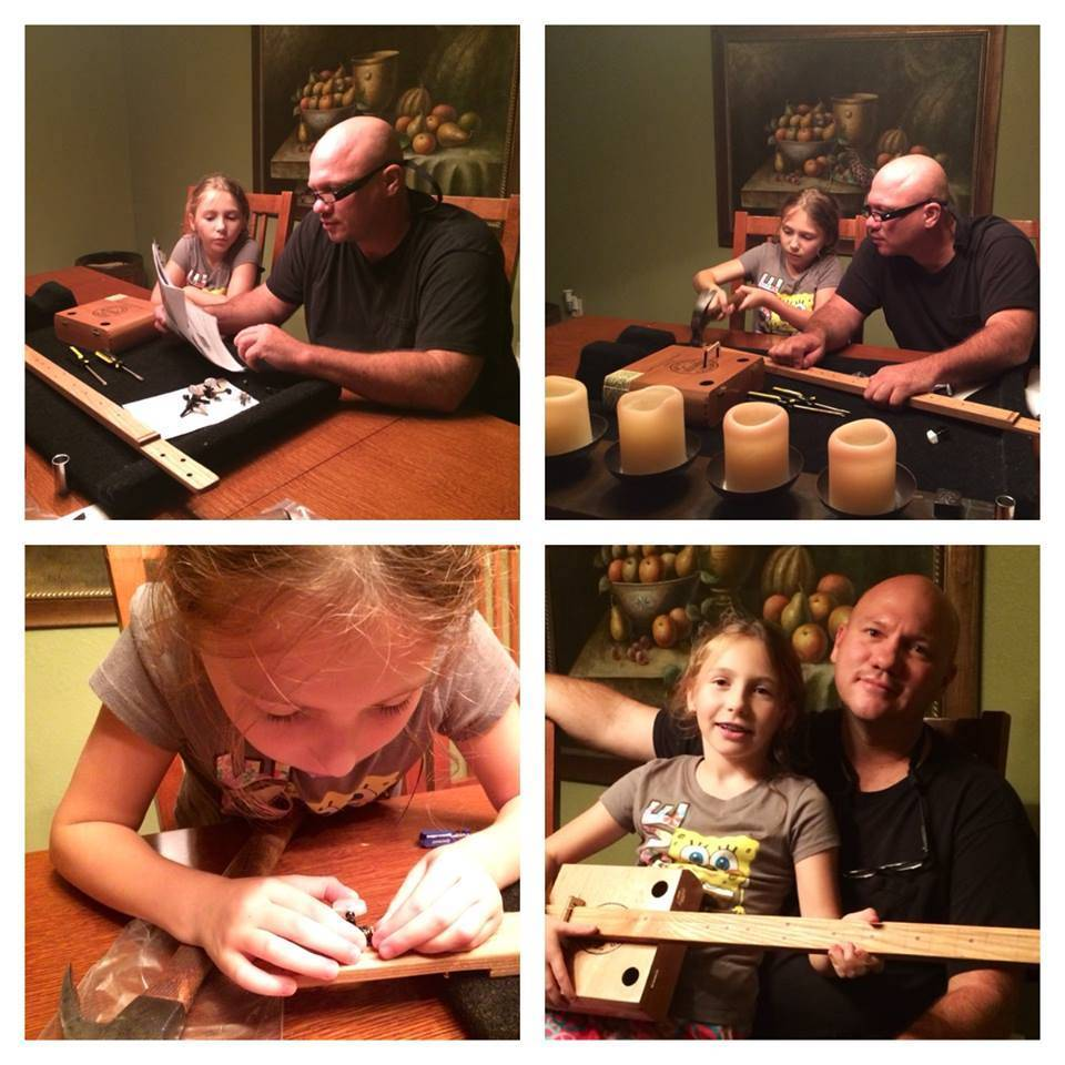 Tim Ellis and Daughter - Pure & Simple Kit