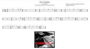 Click the image above to view the melody and chords version.