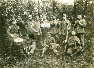 World War I Homemade Instruments
