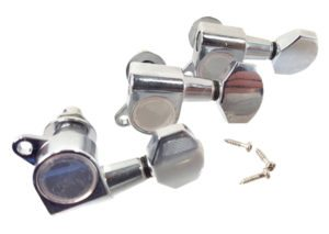 Sealed-gear Guitar Tuners