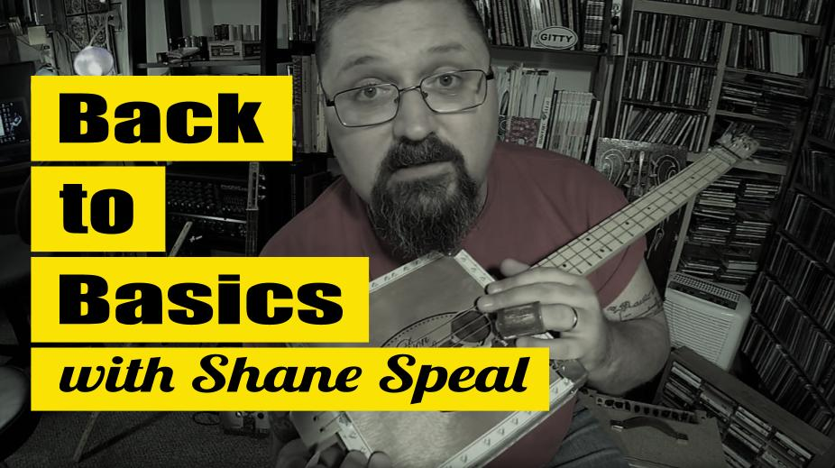 Back to the Basics with Shane Speal