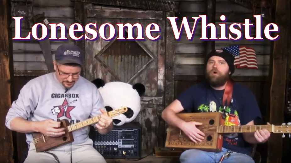 [VIDEO] The Gitty Gang Performs Hank Williams' Lonesome Whistle