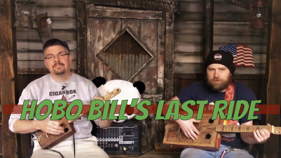 [VIDEO] Hobo Bill's Last Ride   Gitty Gang Show #115