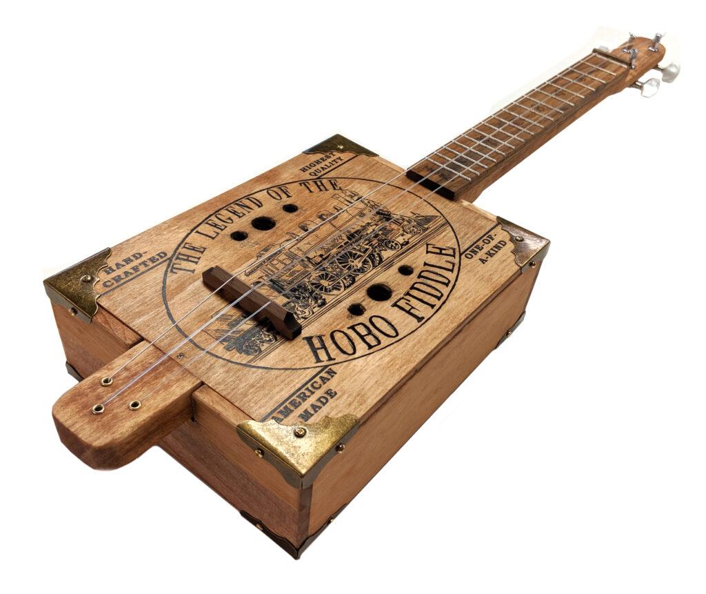 Hobo Fiddle kit from C. B. Gitty