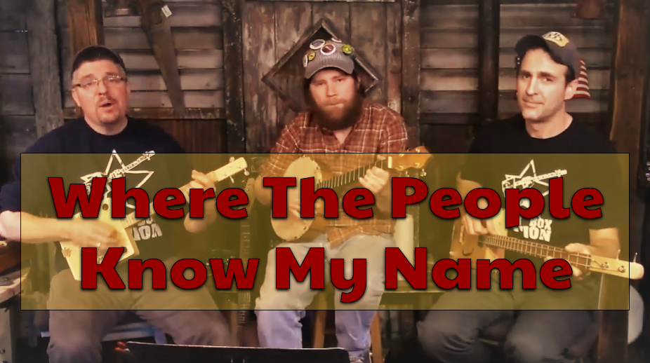 Where The People Know My Name – A Gitty Original [VIDEO]
