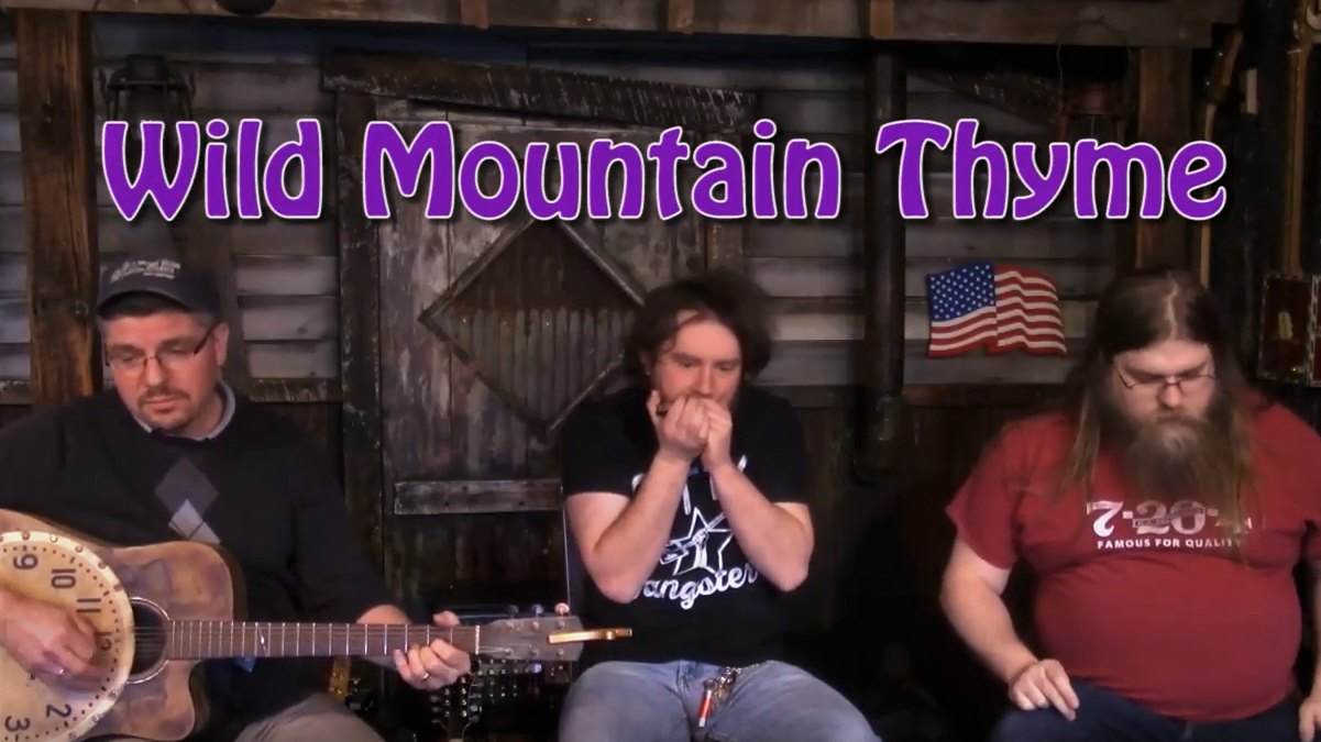 "The Gang Performs Beloved Celtic Tune ""Wild Mountain Thyme"" [VIDEO]"