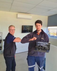 Nick Pryke 10 years SITECH Trimble Construction technology