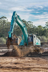 Kobelco Trimble Earthworks