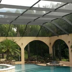 Tampa Bay Pool Screen Replacement