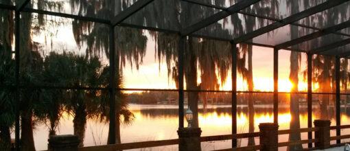 Tampa Bay Pool Cage Screen Repair