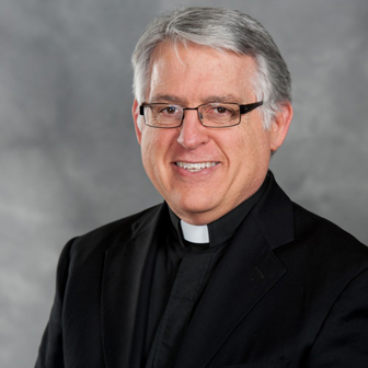 Father Greg Apparcel, CSP