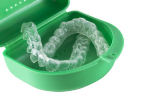 Clear retainer after braces or Invisalign