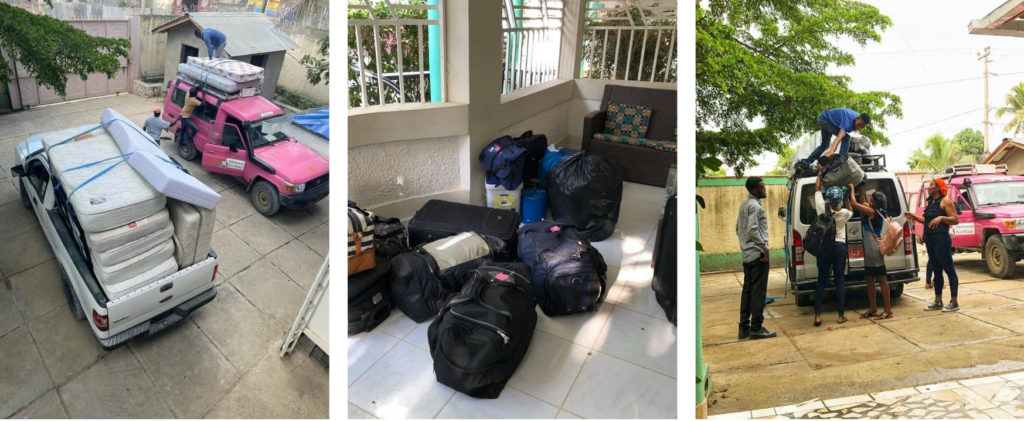 Check out some of the pictures of our students packing up for their 8 week integration! Click the image to view our facebook post!