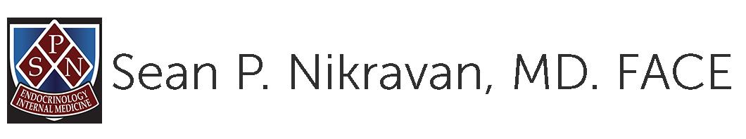 Dr. Sean P. Nikravan, MD. FACE