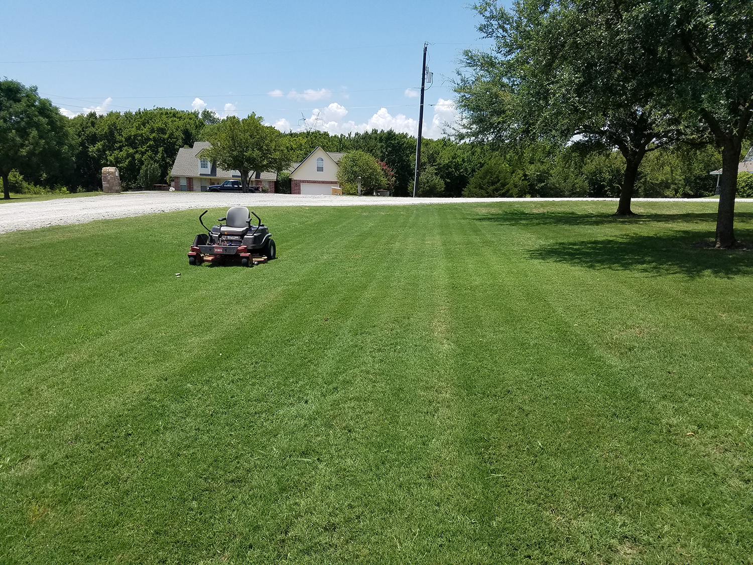 Lawn Mowing Greenville Tx