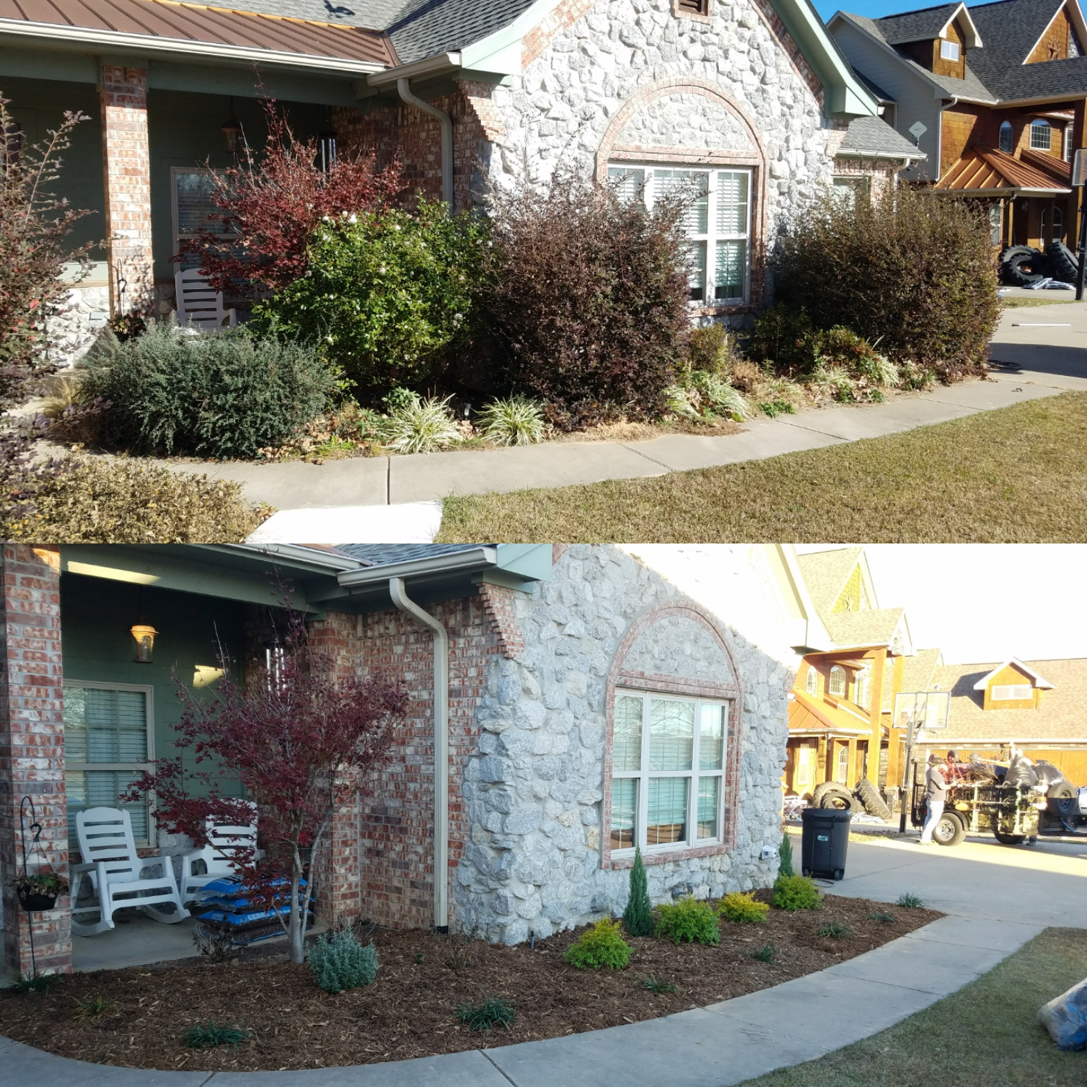 Landscaping Installation In Greenville Texas