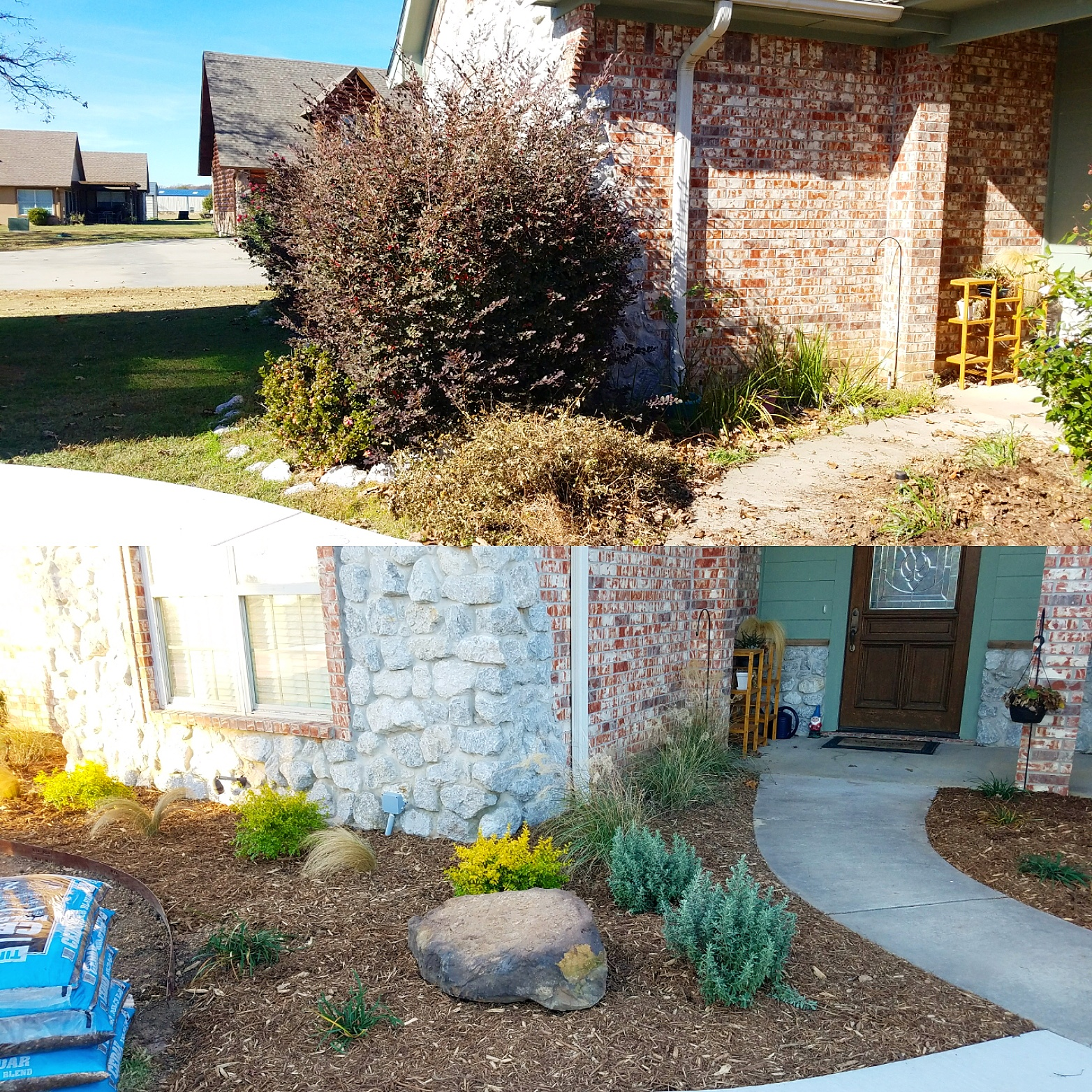 Rockwall Texas Landscaping Installation