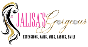 Jalisas Gorgeous Extensions Logo