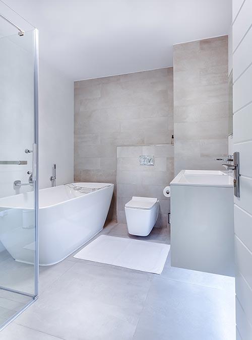 Bathroom Remodels - San Diego CA - Steele Plumbing, Inc.