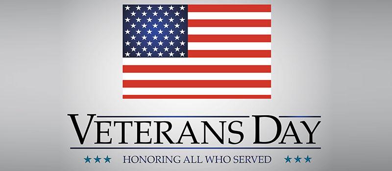 Veterans Day 2016