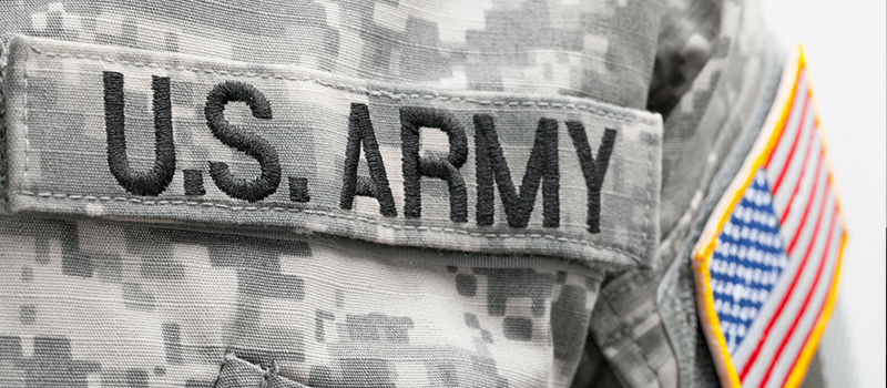 The Army 2nd Lieutenant