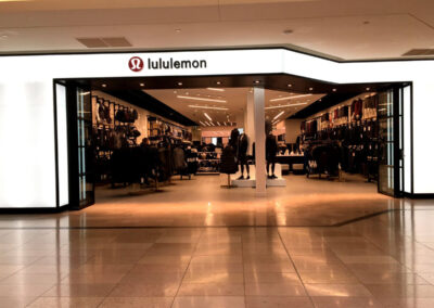 Lululemon Sherway