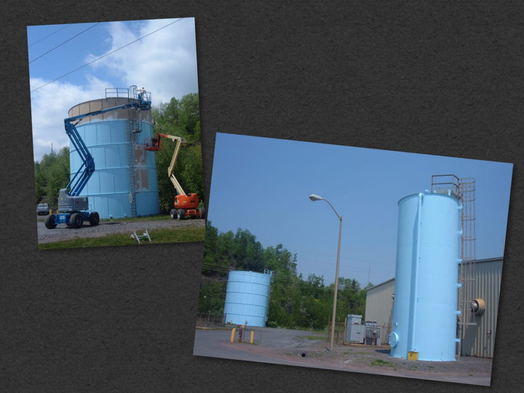 Industrial Painting Fairfield County CT
