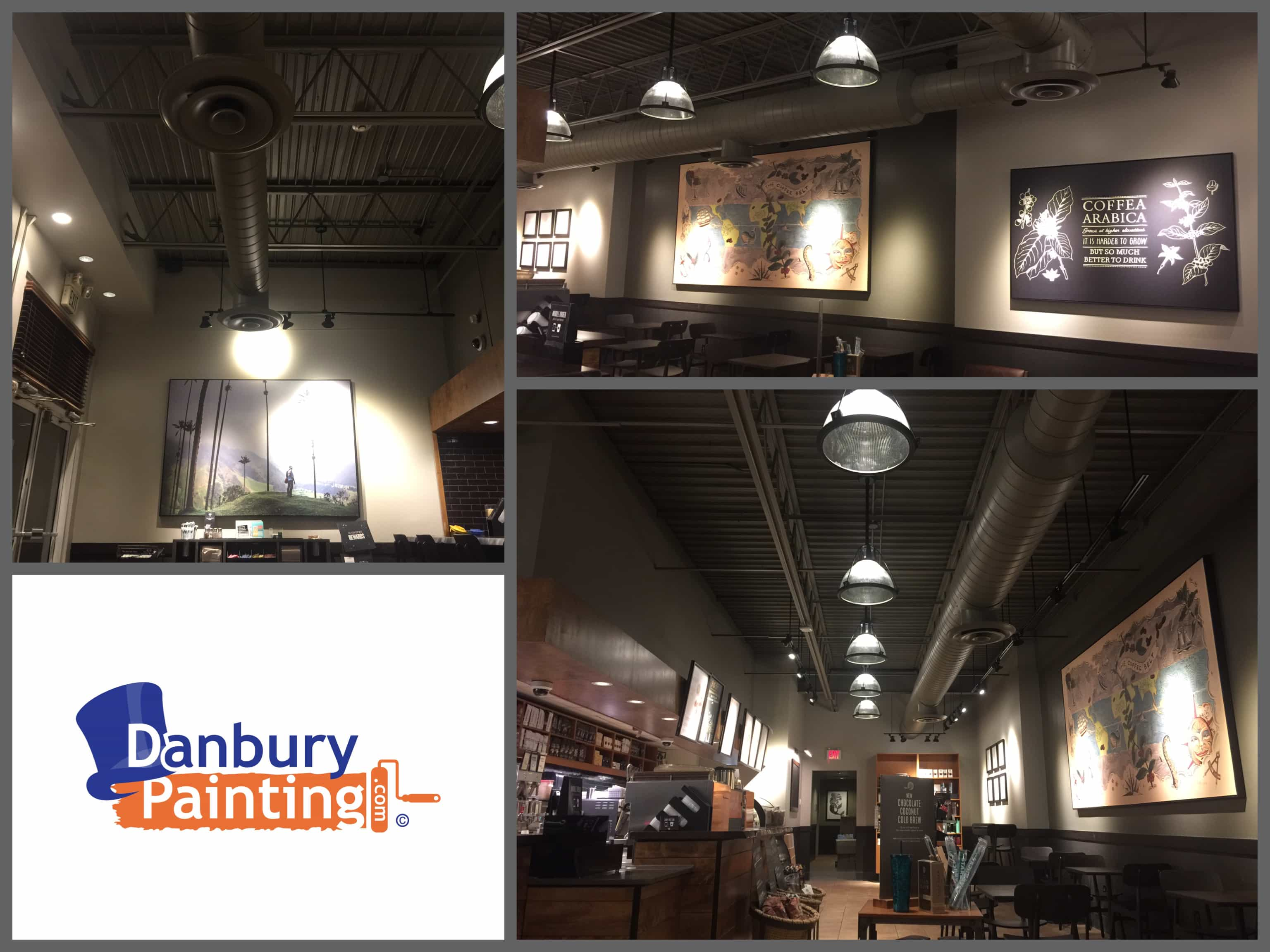 Commercial Interior Painting Company Danbury Ct