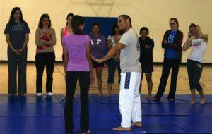Women's Self Defense Classes Rancho Cucamonga
