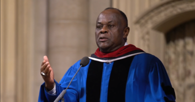Rev. Dr. W. Franklyn Richardson's remarks at the Inauguration of Rev. Dr. LaKeesha Walrond