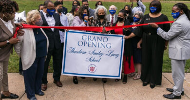 School Named for Civil Rights Activist and Local Living Legend Theodora Smiley Lacey