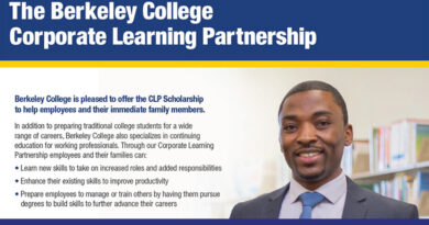 African American Chamber of Commerce Selects Berkeley College to Help Advance Members' Workforces through Higher Education Options