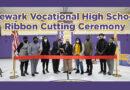 Opening of Newark Vocational High School