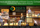 Essex County College's Community Education Forum