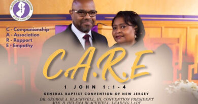 2020-2024 General Baptist Convention of New Jersey