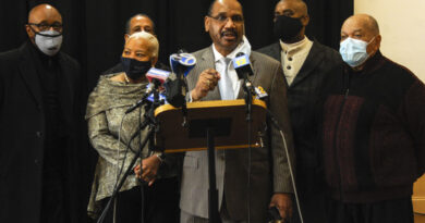 Newark Faith Leaders Roll Up Their Sleeves Against COVID-19