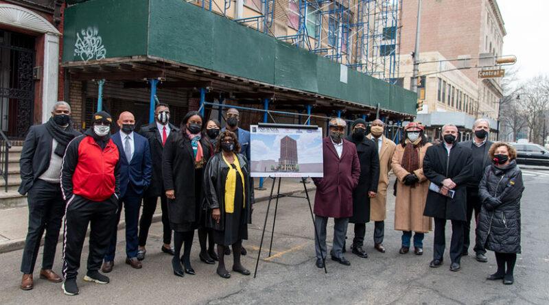 Mayor Baraka Officially Announces Kawaida Towers