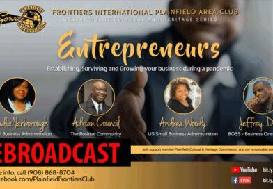 Entrepreneurs Virtual Forum Rebroadcast