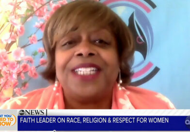 Rev. Suzan Johnson Cook Weighs in on Faith and Politics
