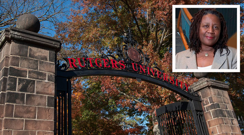 Vice Chancellor Marcia Brown to retire from Rutgers-Newark