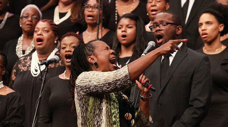 Newark: Gospel Music Capital of the State of New Jersey