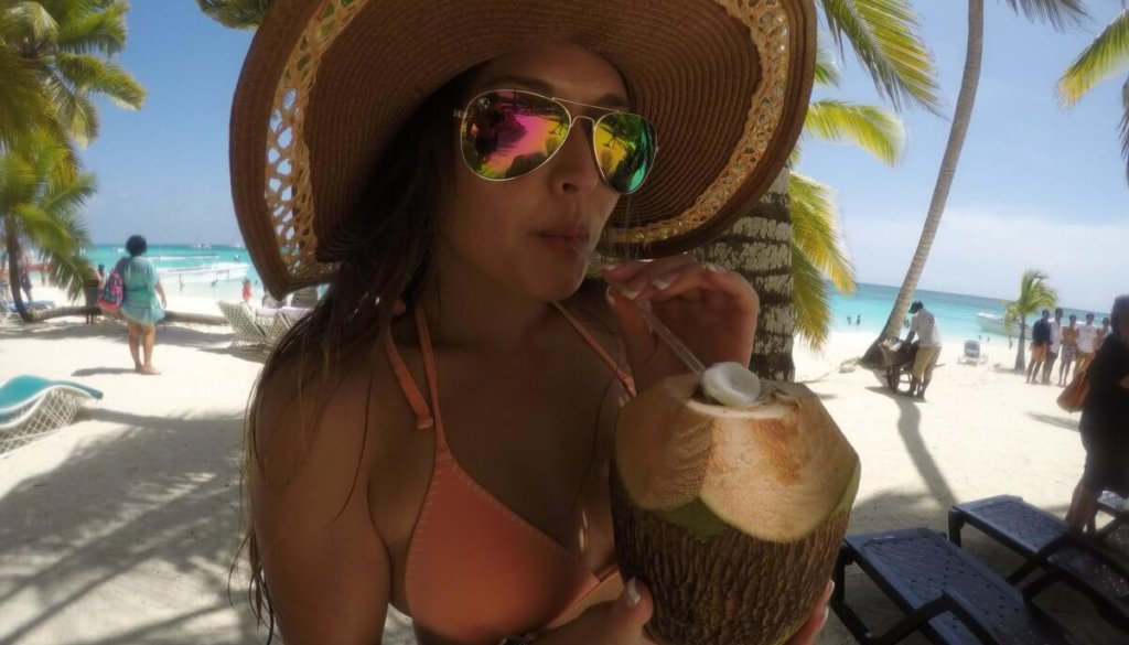 Saona Island Coconut Rum