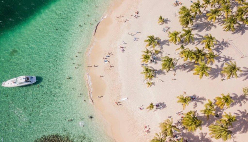 Cayo Levantado Dominican Republic