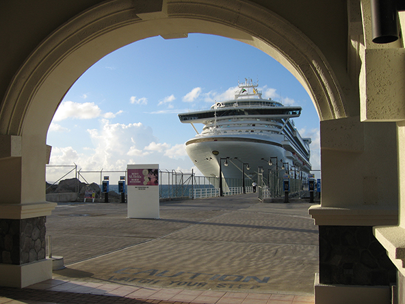How Cruise Line-Related Credit Card Payments Should Be Processed