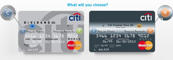 Citi to Test Chip-Embedded '2G Cards'
