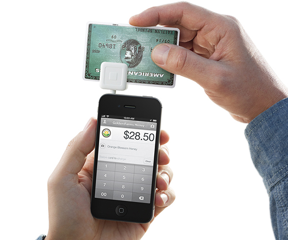 Mobile Credit Card Payment Service Square Goes Live