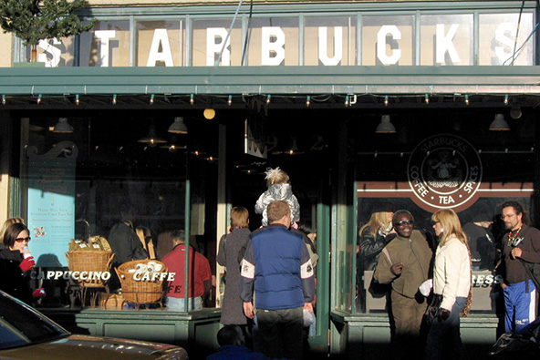 Starbucks Widens Mobile Payments Test