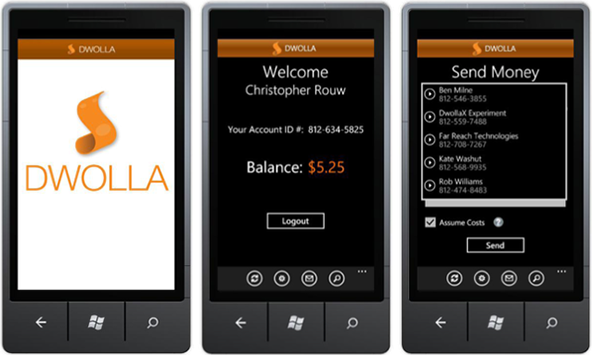 Start-up Enables E-Cash Mobile Payments on Twitter and Facebook