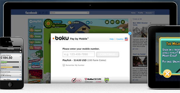BOKU and BilltoMobile to Offer Direct Billing Mobile Payments on Verizon's Network