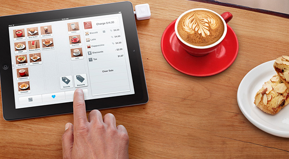 Visa Backs Mobile Payments Start-up Square